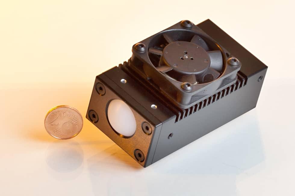 Radar module based on indium gallium arsenide semiconductor