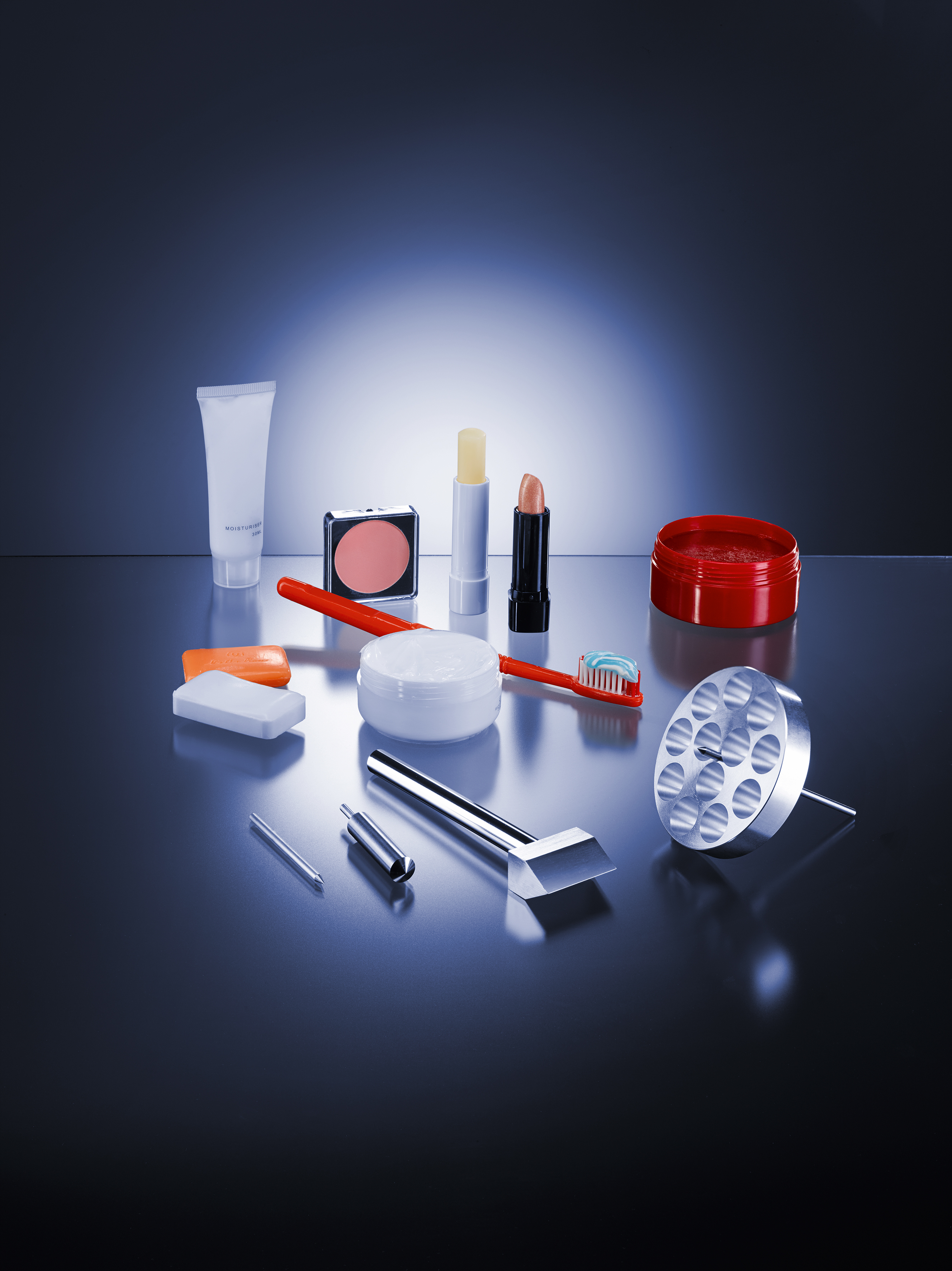 Consistency of cosmetics
