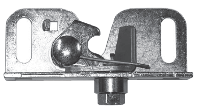 2812L Series Slam Latch