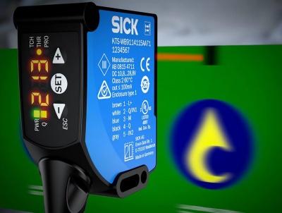 KTS/KTX range of contrast sensors