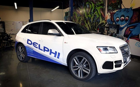 Delphi autonomy