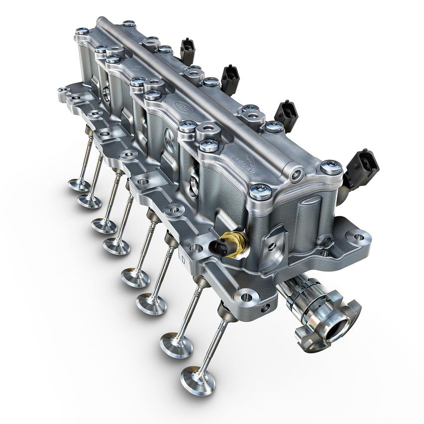 Electrohydraulic valve control system