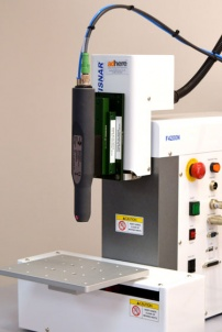Automation-ready plasma surface treatment