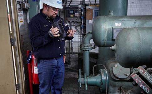 Camera offers high-sensitivity gas-leak visualisation