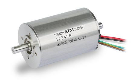 DC motors deliver torque