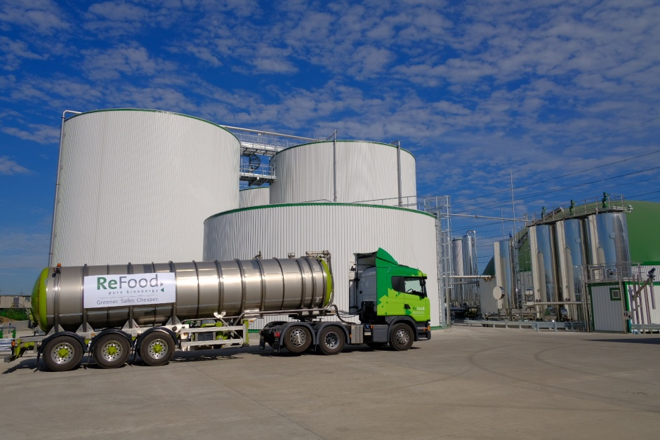 Anaerobic Digester ReFood