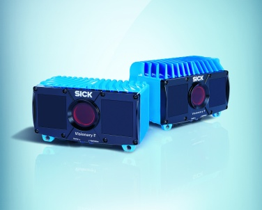 Industrial imaging camera