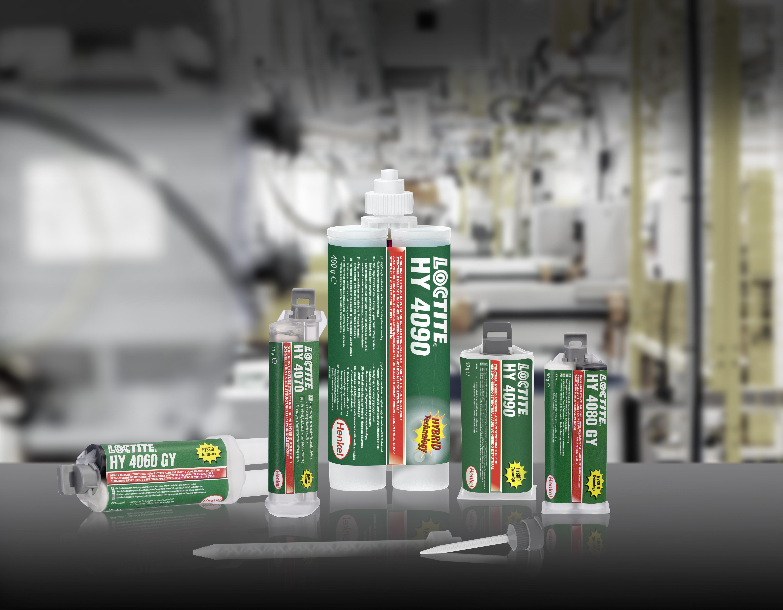 Loctite hybrid structural bonders from Henkel