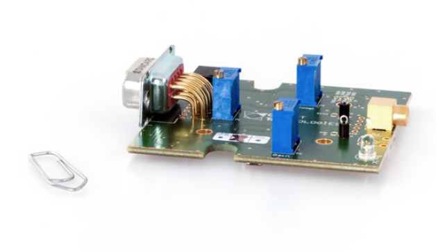 OEM eddy current probe conditioner ECSu10