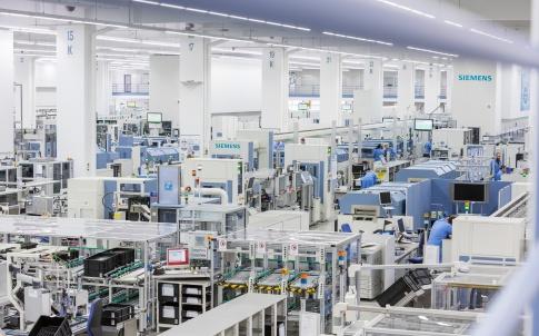 Siemens digital factory