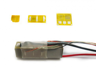 Strain gauge sensor