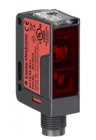 Compact standard sensors with an IP67 housing