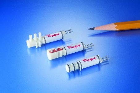 High-flow latching solenoid valve