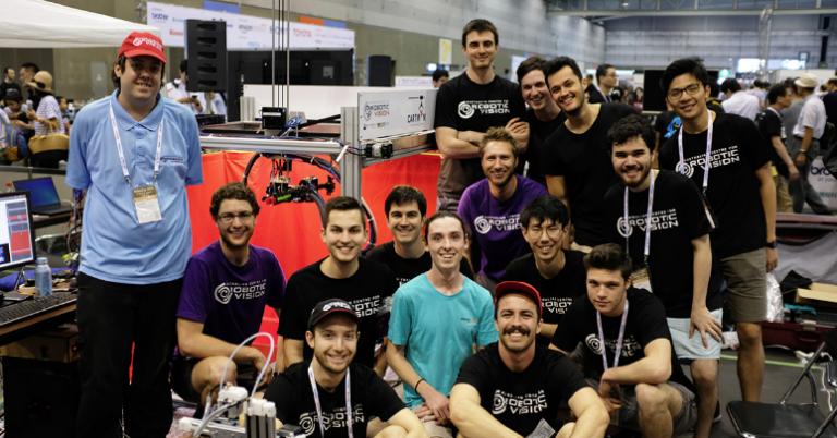 ACRV Amazon Robotics Challenge