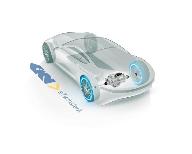 "GKN unveils ""world's most advanced"" electric driveline concept"
