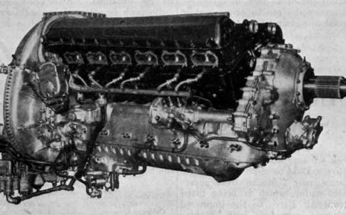Merlin 61 engine