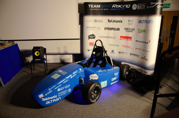 Team Bath Racing Electric