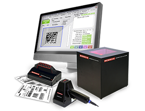 barcode and print-quality verification products for regulatory compliance