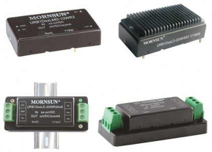 DC DC converters for demanding railway applications