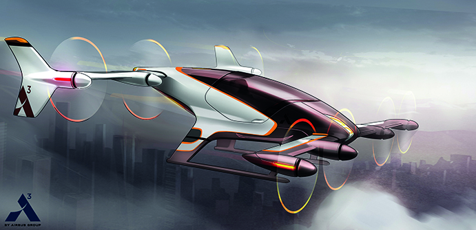 Airbus electric aircraft 3