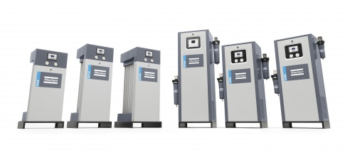 Atlas Copco expands desiccant dryer offer with new energy efficient CD+ and CD ranges