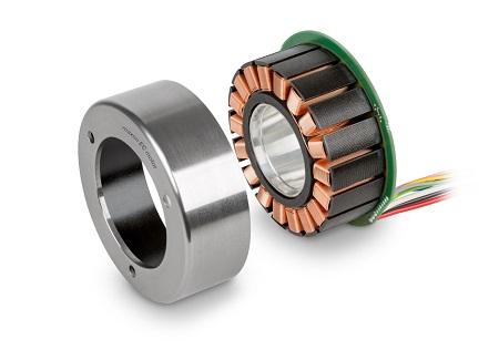 BLDC motors as frameless kits
