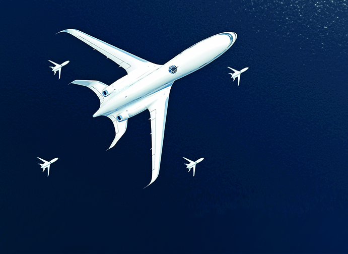 airbus electric aircraft