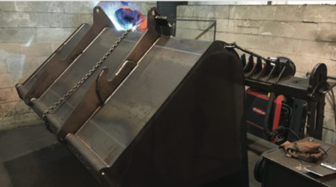 Fronius welding technology