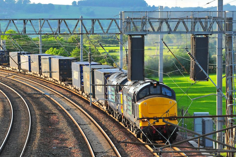 UK freight trains