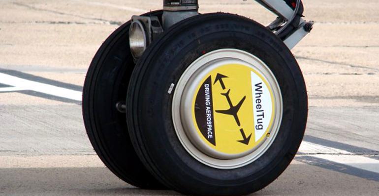 nose-wheel