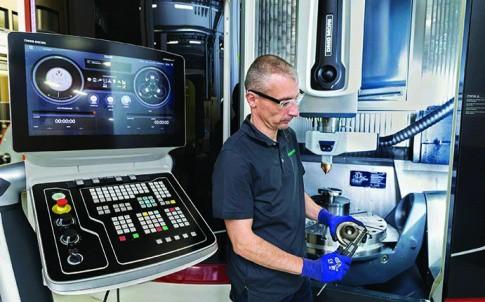 machining centres