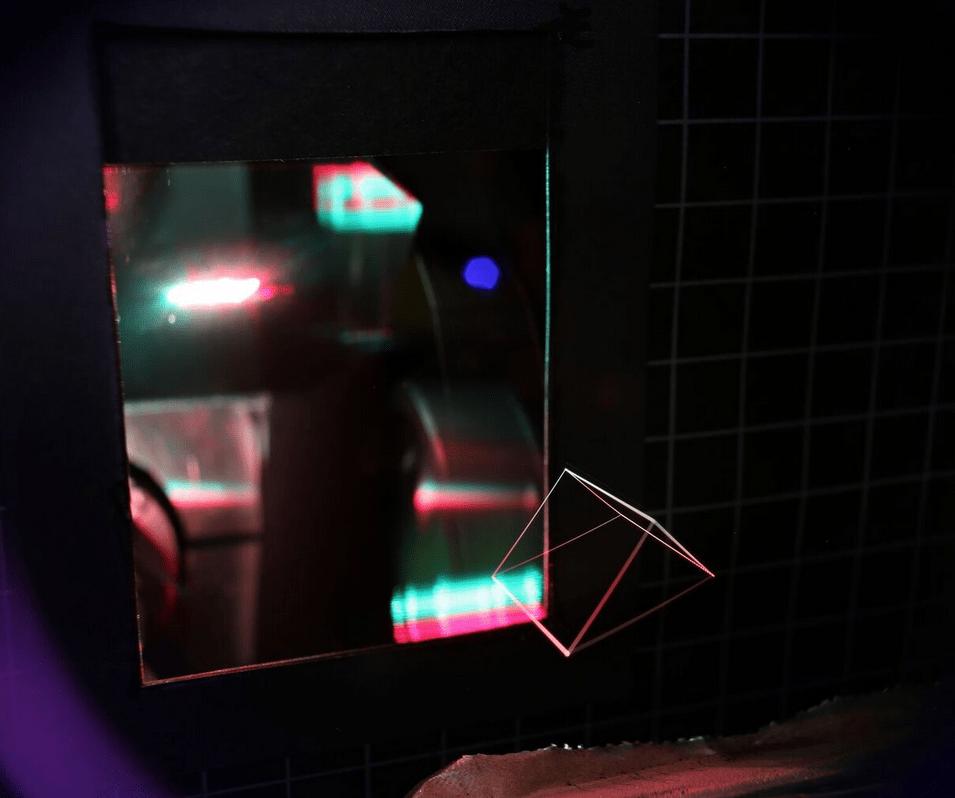 volumetric display