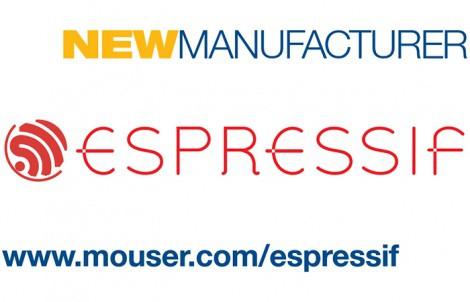 mouser espressif