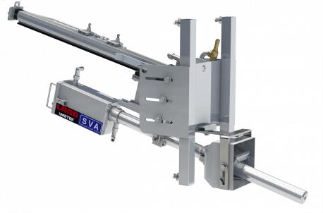 pneumatic auto-retraction system