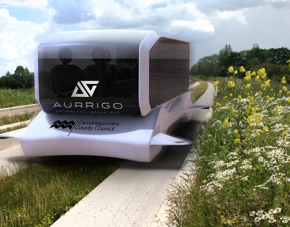 Aurrigo