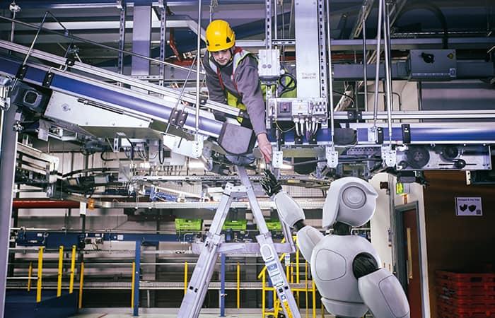 retail robot