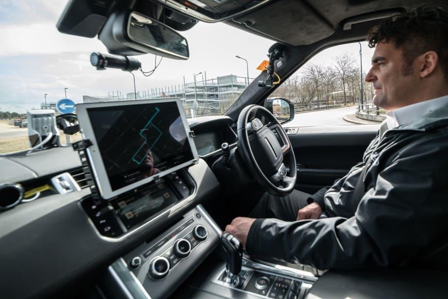 connected autonomous vehicles