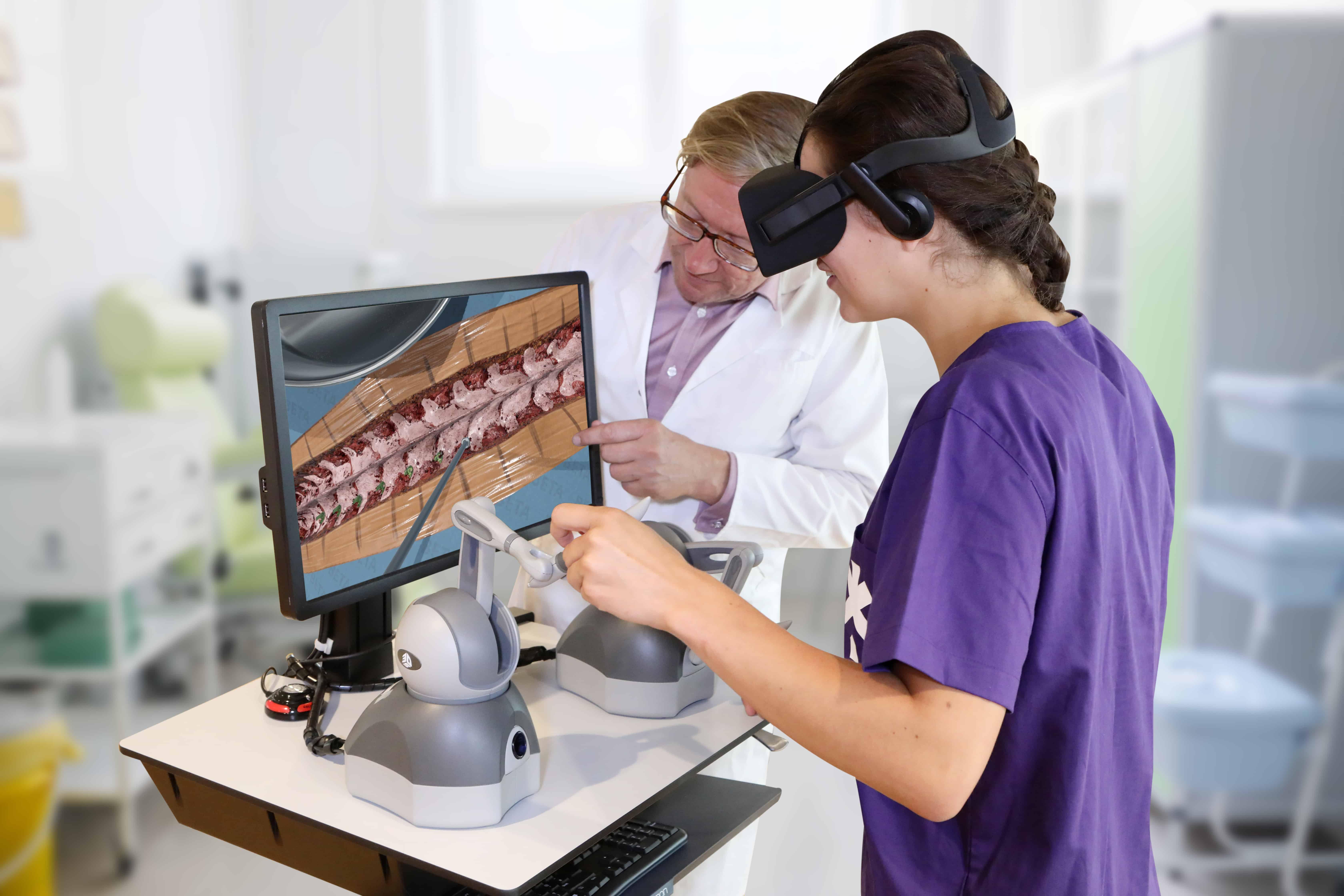 surgery simulation