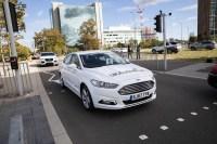 UK autodrive project