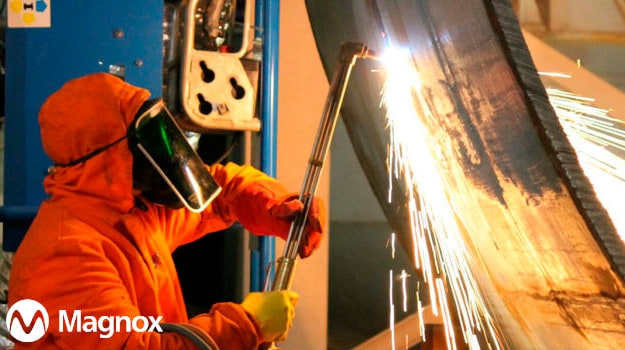 Magnox decommissioning
