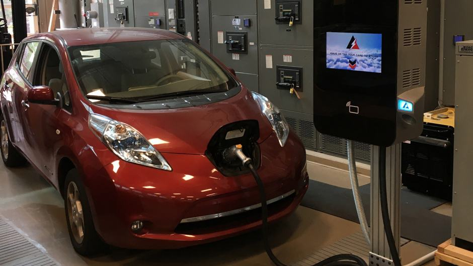 EV fast charging