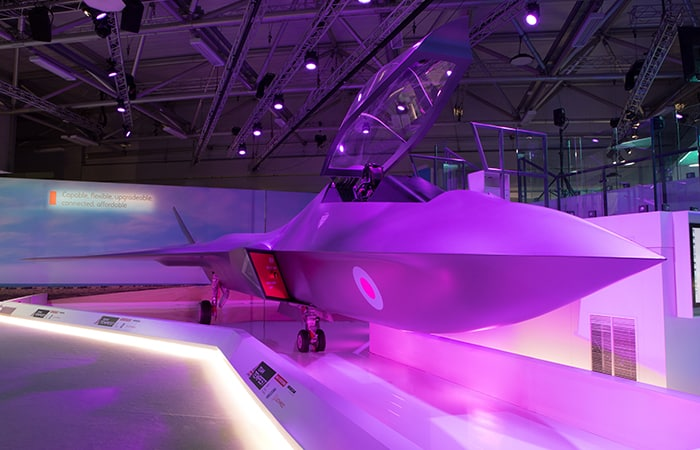 tempest combat aircraft