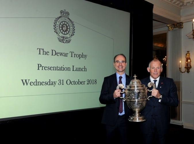Dewar Trophy
