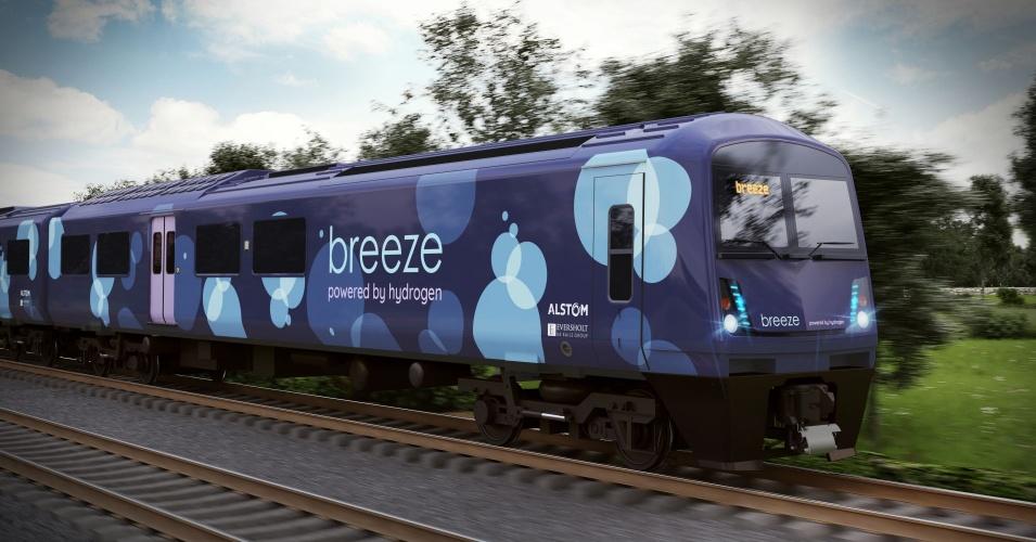 Hydrogen train
