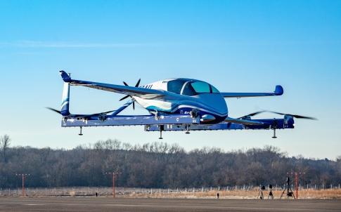 Passenger Air Vehicle