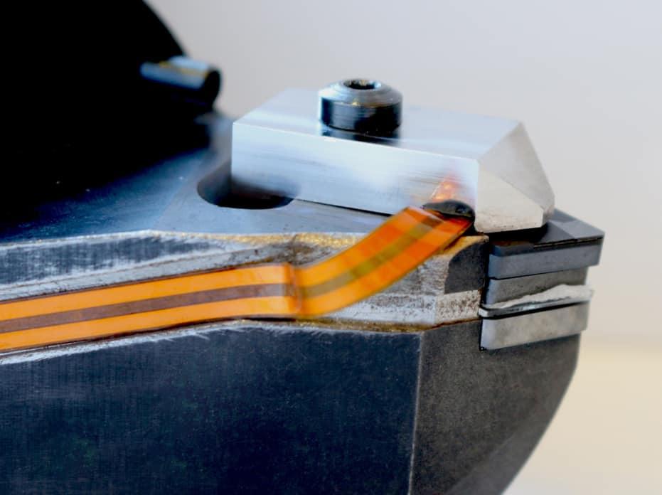 smart tooling insert