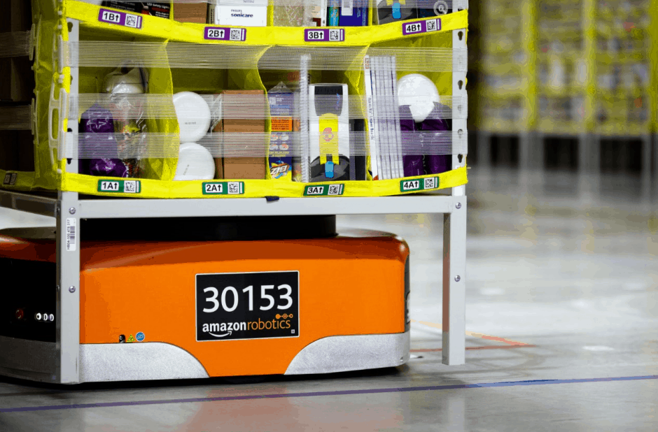 Amazon's technology test-bed