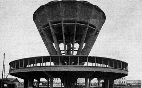 Guérinière water tower