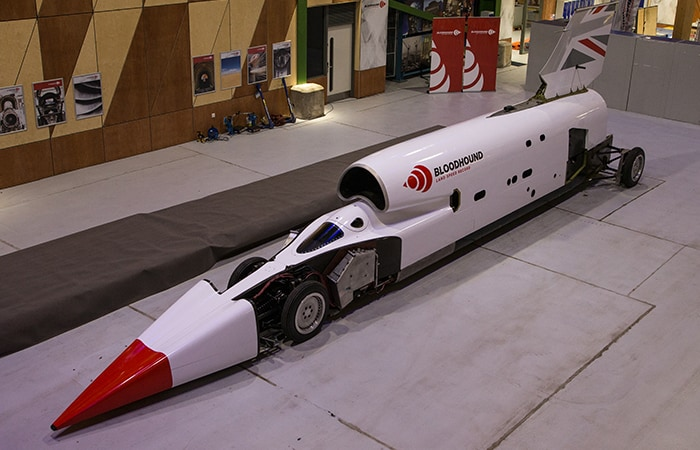 Bloodhound land speed record attempt relaunches under new ownership