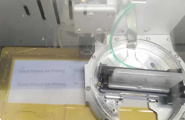 printing energy storage